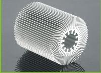 供应太阳花散热器,高难度铝型材