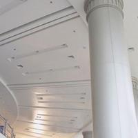 厦门市歌剧院仿木纹铝单板生产工艺厂家