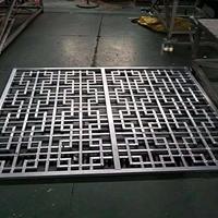 香港石景山中式鋁窗花仿古鋁窗花格鋁花格效果圖