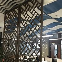 安徽淮北厂家直销仿古铝窗花铝幕墙单板贵州铝窗花厂家
