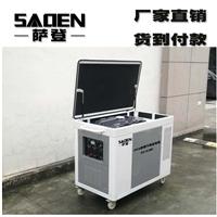 萨登十千瓦静音天然气发电机质量怎么样