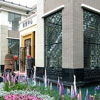 广西北海厂家直销仿古铝窗花铝幕墙单板木纹铝窗花屏风