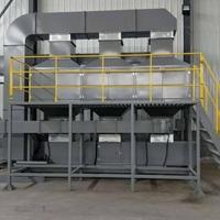 喷漆房RCO废气处理设备 10000风量催化燃烧设备