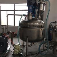 高分子水性膠粉液混合機
