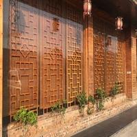 四川成都定制铝窗花铝窗花规格定做铝窗花供应商