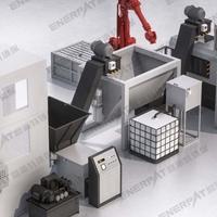 多功能切屑切削压块机 技术可靠
