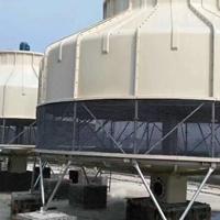 500吨工业圆形冷却塔流量392.4立方每时