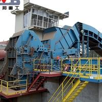 厂家直供450废钢破碎机 8-10t/h废钢粉碎处理生产线