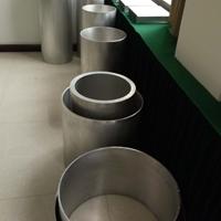 铝管厚壁大口径大截面厂家直销