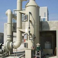 燃煤鍋爐脫硫除塵器工藝流程