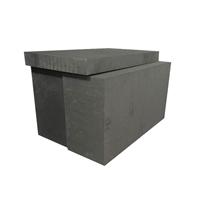六工石墨LG-J0102高纯石墨块_高温腐蚀_高纯模压石墨