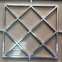 铝合金窗花 人行道铝护栏 风景装饰铝制品