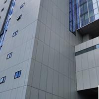 幕墙檐口铝单板外墙