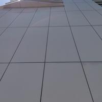商场门头铝单板定制