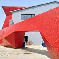 外墙雕刻铝单板一平方米价格