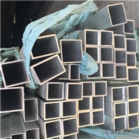 6063铝方管 大口径厚壁方管