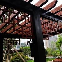门头铝挂落-中式铝挂落-生产规格