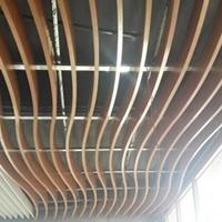 杭州造型铝方通 幕墙天花方通定制供应商