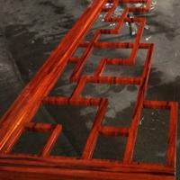 茶楼铝挂落-古色铝挂落-安装技术