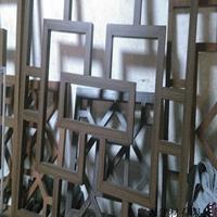 河南驻马店汝南木纹铝窗花幕墙复古铝窗花铝花格窗花特点