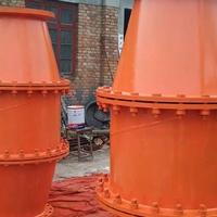 DN600瓦斯管路防回火装置 不锈钢阻火器制造厂