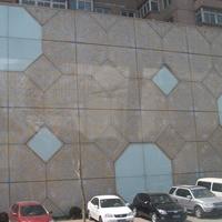 太原金属幕墙建筑 铝单板幕墙工程