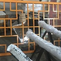 滦南铝窗花订做规格尺寸