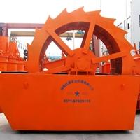 輪斗式洗砂機讓灰塵無處藏身,提高砂石品質!