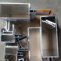 江西5528-H32国标铝方通厚壁铝合金型材铝方管