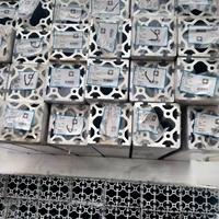 江苏3105-H34木纹铝方管生产厂家批