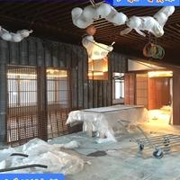 休闲区铝窗格价格合理【广东德普龙】