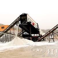 环保型洗砂生产线如何提高效率?M2