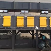 究竟工业废气处理设备可以处理什么样的废气