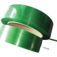 直销绿色PET打包带