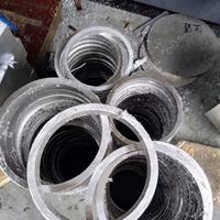 随州7020无缝铝管延边挤压有缝铝管