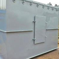 UF机械振打除尘器报价单机除尘器按图生产