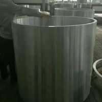 廊坊7472-T7651合金铝板价格、1060纯铝板制造、大口径铝管