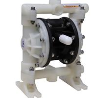MK15(0.5寸)塑料耐腐蚀隔膜泵 小型进口气动隔膜泵