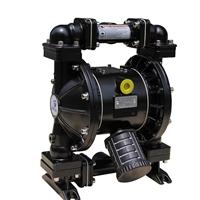 MK25铝合金/铸铁气动隔膜泵 化工液体输送废 水处理隔膜泵