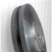 发动机凸轮轴cbn砂轮定制厂家爱磨仕陶瓷结合剂外圆磨砂轮