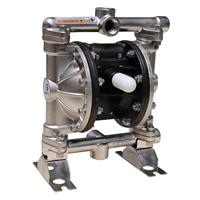 MK15(0.5寸)不锈钢304隔膜泵药剂输送泵实验室气动隔膜泵