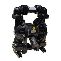 MK40铝合金/铸铁气动隔膜泵 泥浆隔膜泵 机械隔膜泵