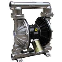 MK50(2寸)不锈钢耐酸隔膜泵溶剂输送泵浦