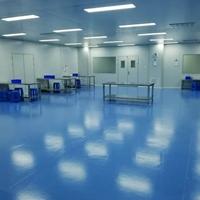 净化工程地板施工方案-1