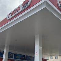 广西加油站防风铝条扣板订做规格尺寸