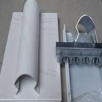 香港白色铝扣条板用途和特点