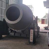 郑州万润铝灰处理设备、更新铝、铝渣回转炉