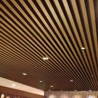 青岛铝方通 异形方通 幕墙天花铝方通厂家