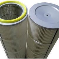 静电喷室粉沫回收滤芯