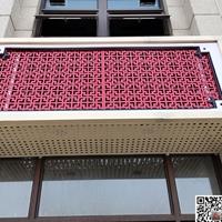 门头雕花铝单板定制